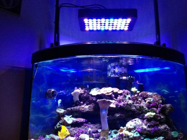 My new LED light
